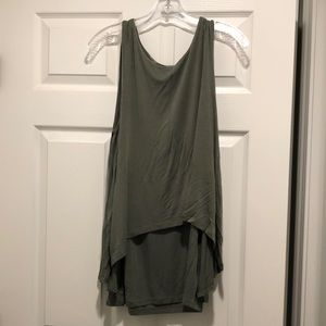 The Limited Layered Tank